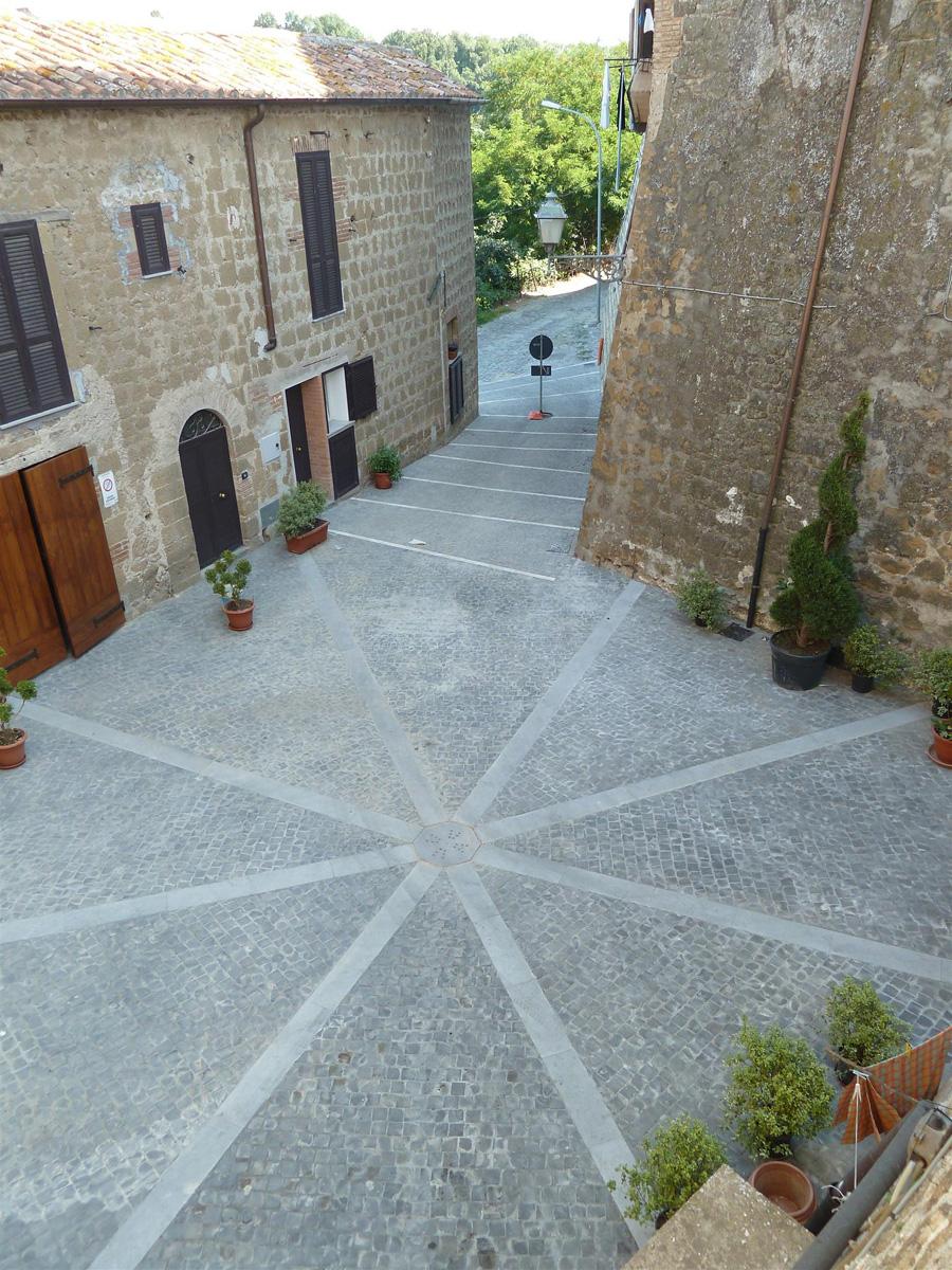 Via di Pianiano, vista dell'intervento ultimato - Tommaso Vecci