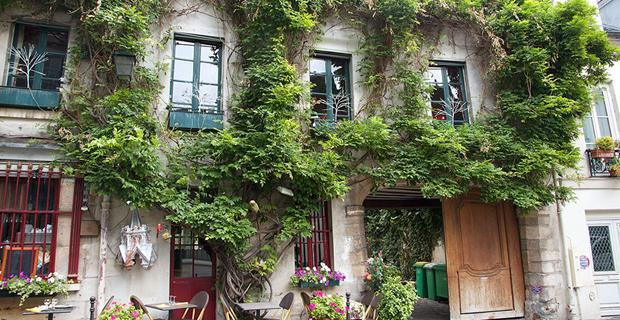 Tommaso Vecci - orti urbani giardini parigi