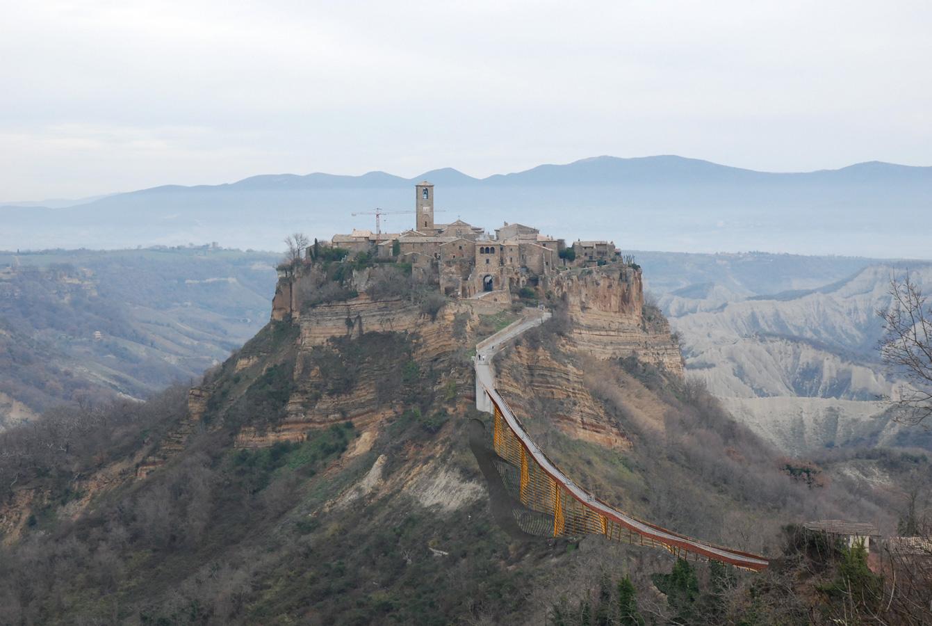 Civita - Il progetto ed il territorio - Tommaso Vecci