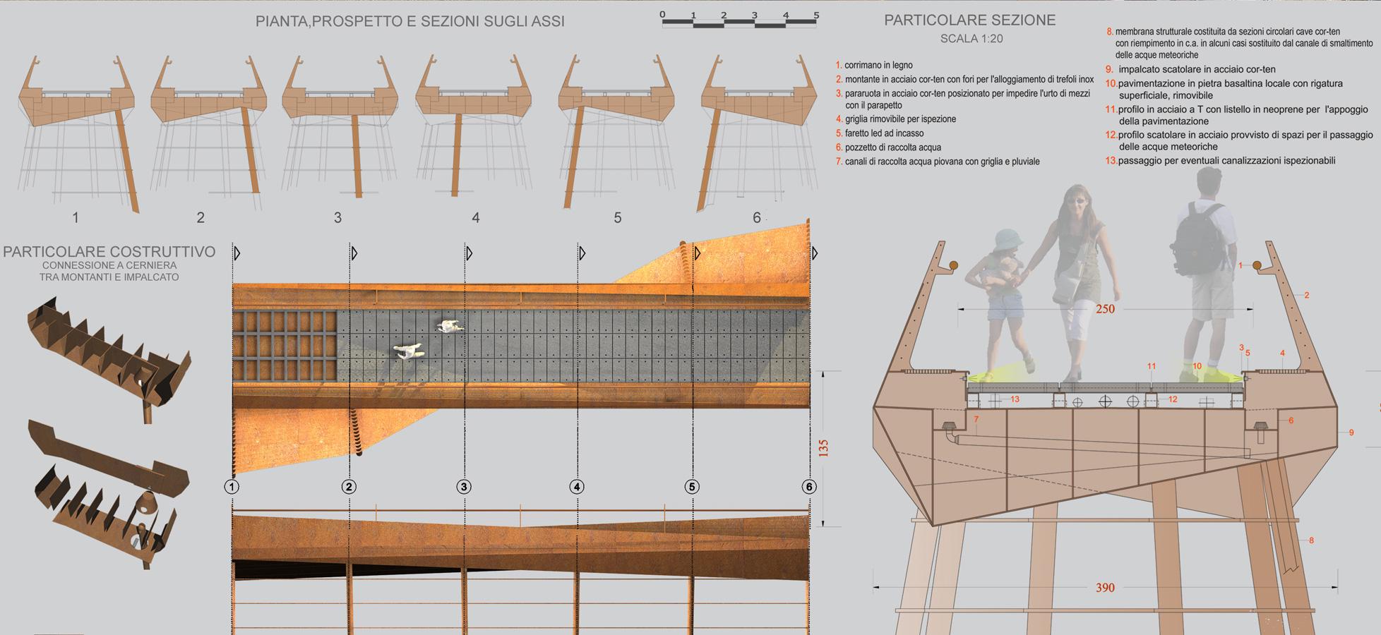 Civita – Particolari strutturali ed esecutivi - Tommaso Vecci