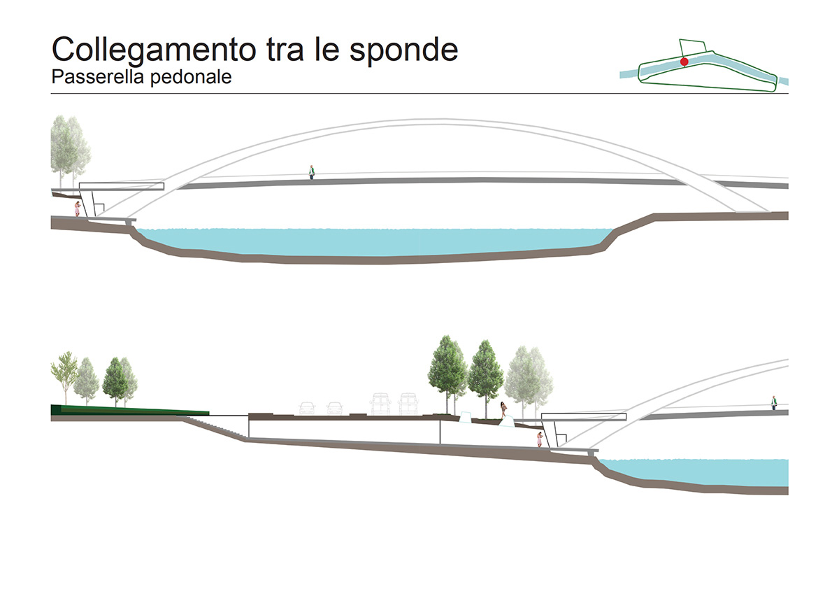 Masterplan Firenze sud – Collegamento tra le due sponde del fiume Arno - Tommaso Vecci